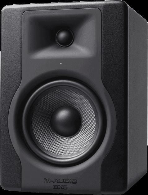 livraison gratuite enceinte de monitoring m audio bx5 d3 active single monitoring prozic. Black Bedroom Furniture Sets. Home Design Ideas
