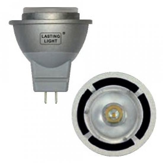 livraison gratuite lampe led mr11 3w 30 gu4 12v 4000k. Black Bedroom Furniture Sets. Home Design Ideas
