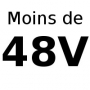 Moins de 48V