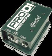 PRO D.I. passive Radial engineering, boitier de direct