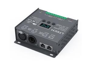 Driver DMX-RDM de ruban led 5 canaux de 5A XLR 5 points